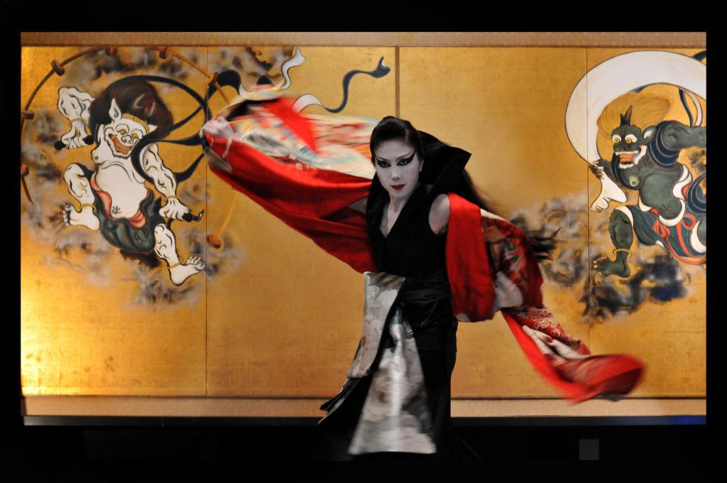 arte giapponese nella fotografia