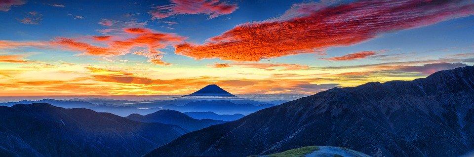 Il Monte Fuji 01