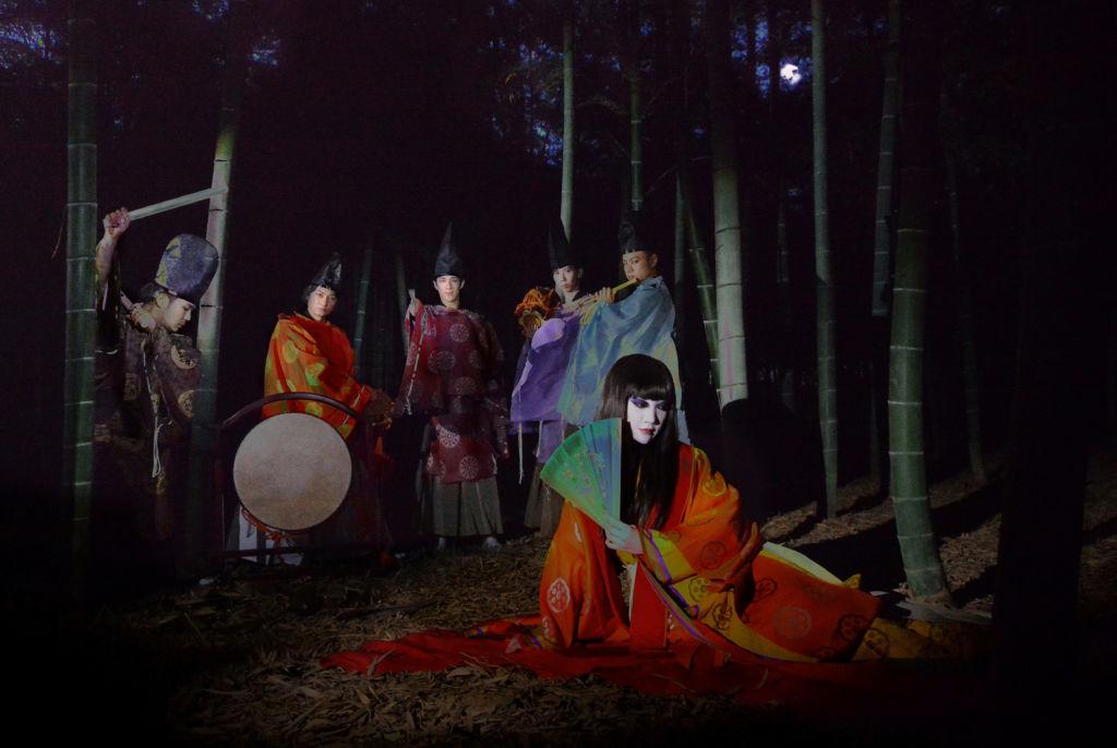 Fotografia e arte giapponese.
