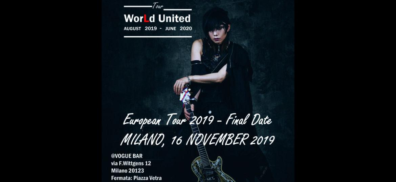Sana Sama tour Milano_immagine