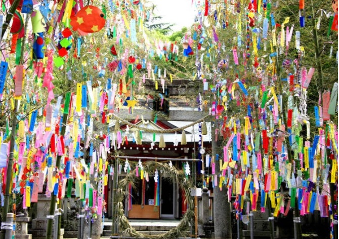 Tanabata Sai Paolo Napolitano 1