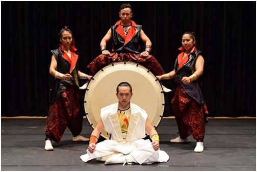 Wadaiko Akatsuki, la musica giapponese colonna sonora del Festival dell'Oriente