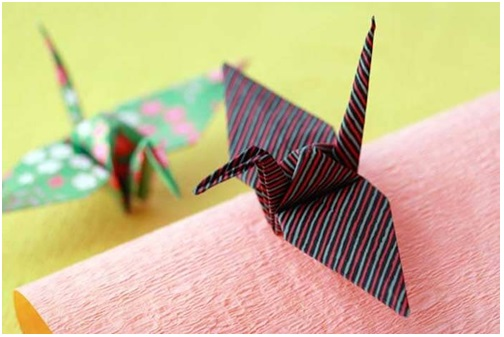 oriente e origami