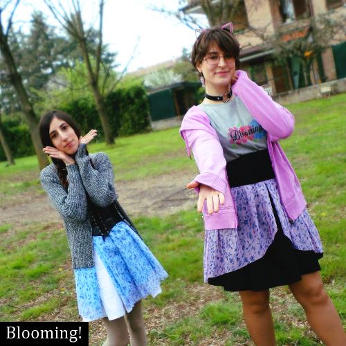 idol italiane blooming