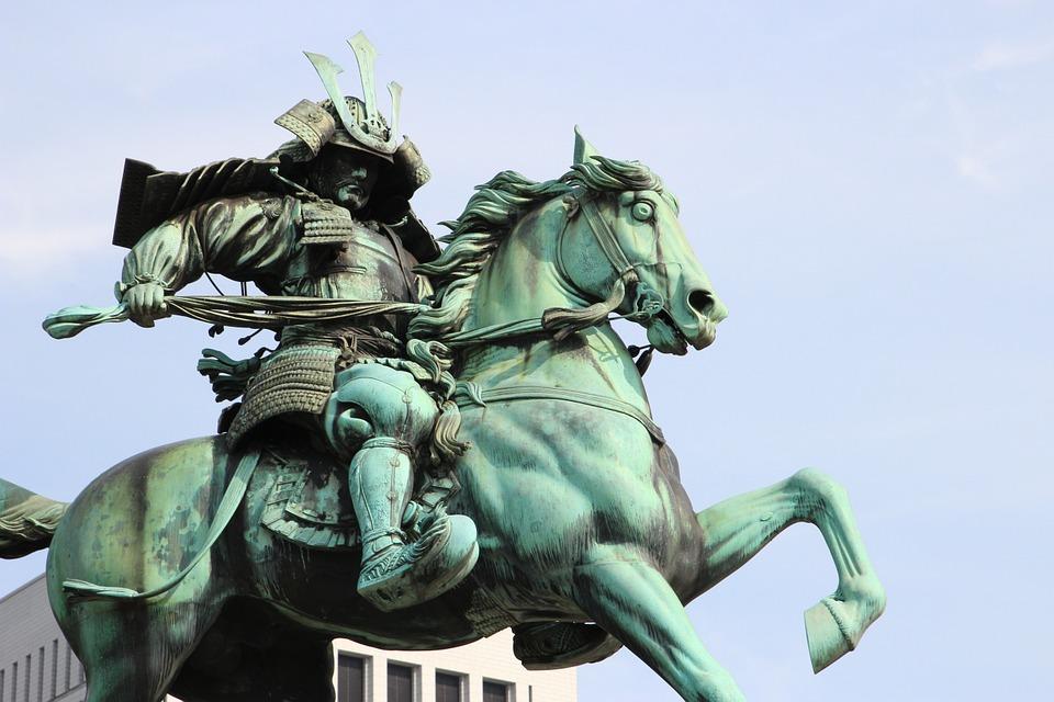 i samurai giapponesi, cultura tradizionale