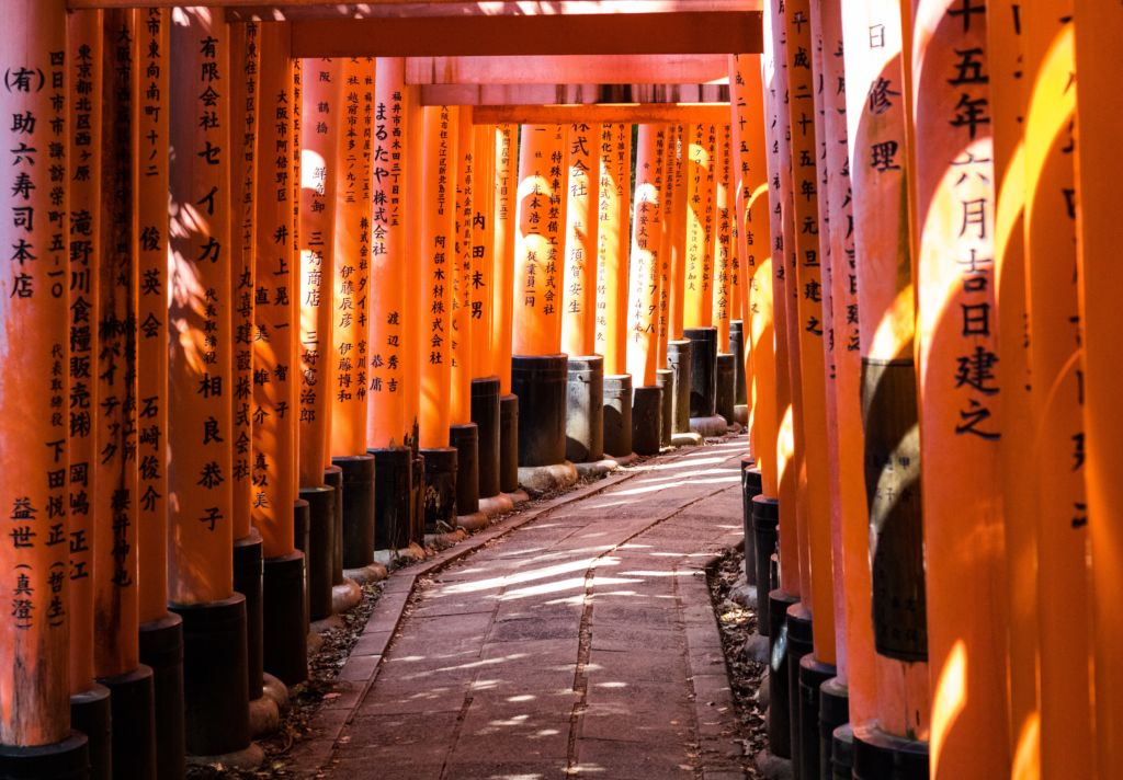 tempio fushimi inari taisha