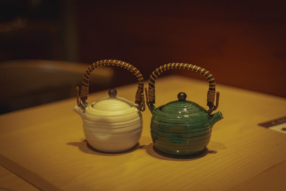 artigianato giapponese nelle ceramiche tradizionali