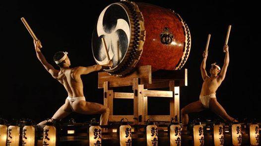 Percussioni giapponesi