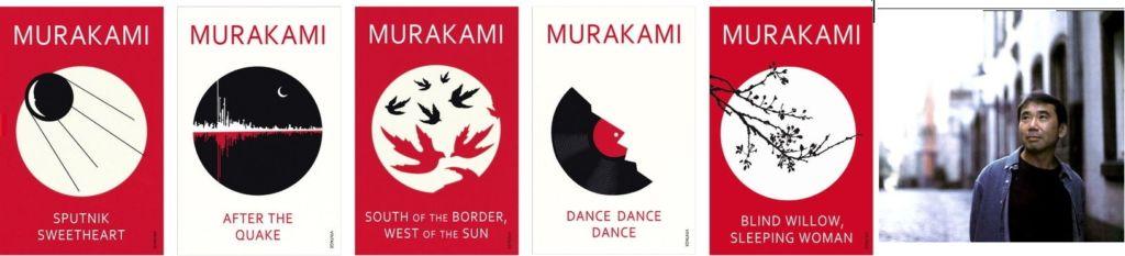bibliografia Murakami