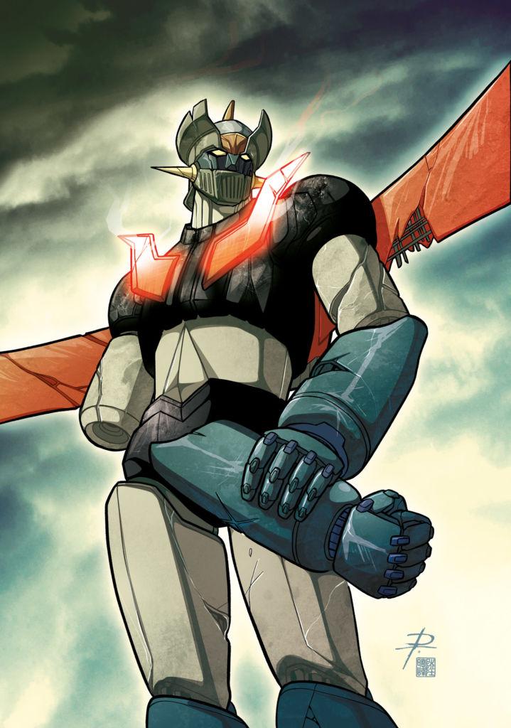 Il robot Mazinga / Il Medioevo dei mecha giapponesi