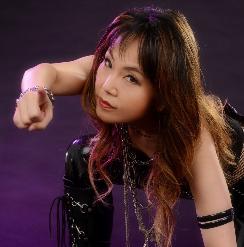 La Metal Queen giapponese Saeko