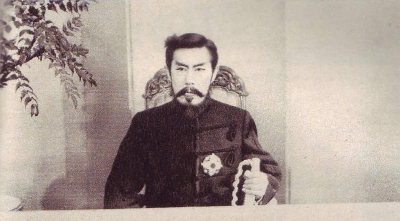 L'imperatore del Giappone