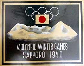 Olimpiadi invernali di Sapporo 1940