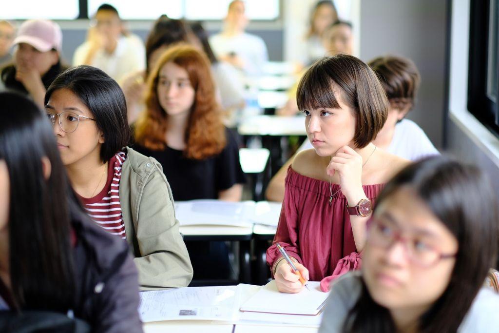 Classe di lingua giapponese