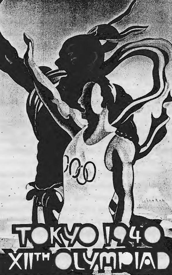 Olimpiadi di Tokyo 1940