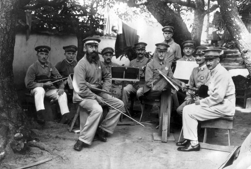 Prigionieri tedeschi