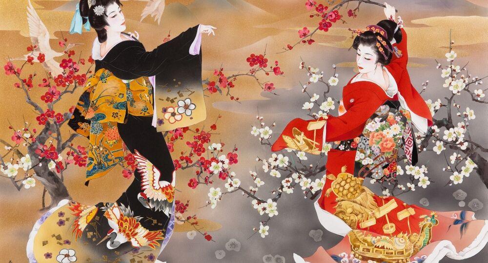 Haruyo Morita pittrice giapponese