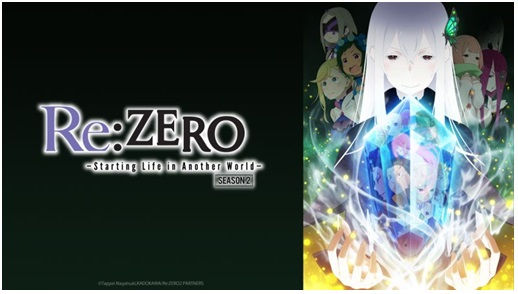 Crunchyroll Re:ZERO Starting Life in Another World