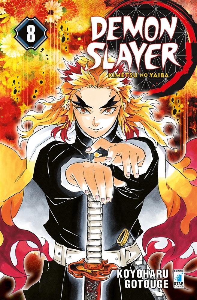 Demon Slayer. Edizione italiana di Star Comics.