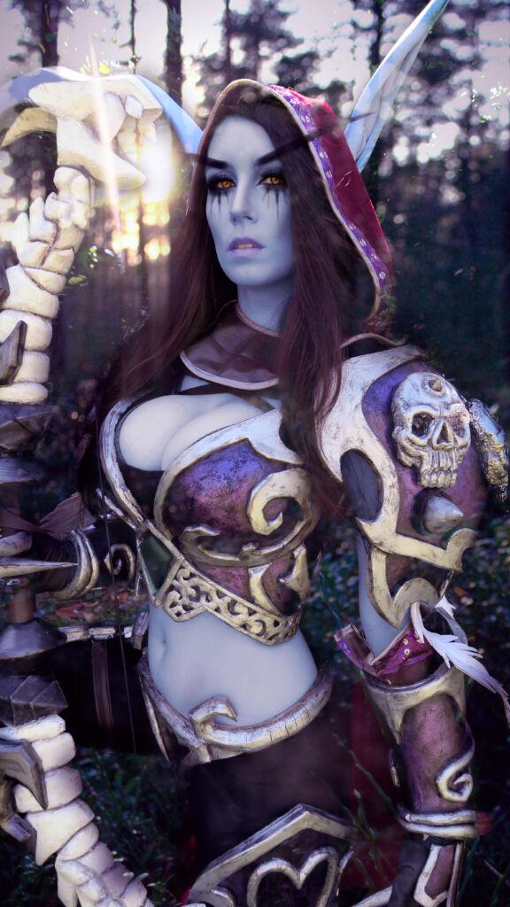 Giulietta Beau Zawadzki Sylvanas - World of Warcraft