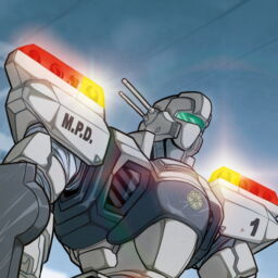 Il Robot giapponese Patlabor