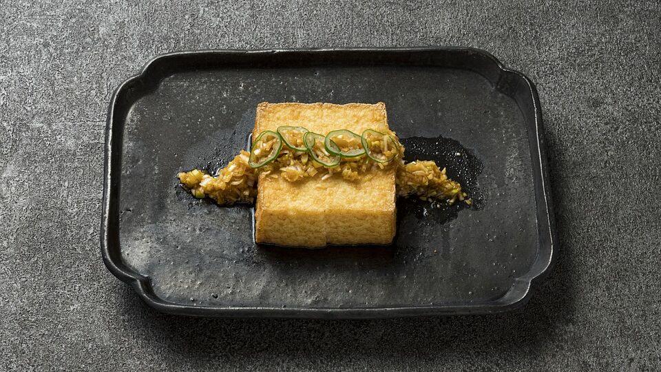 Il tofu di Kyoto