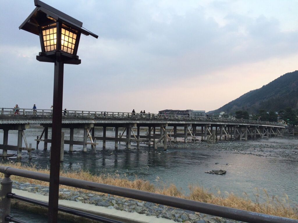 Le stagioni a Kyoto, turismo