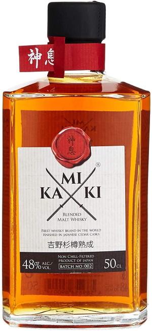 Il whisky di Nara: Kamiki