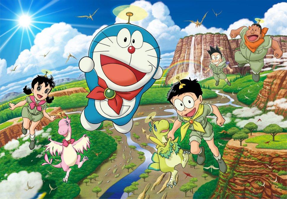 Doraemon manga giapponese