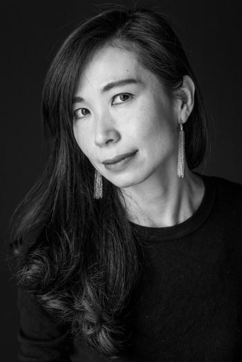 Tomoko Nagao fotografata da Alberto Moro