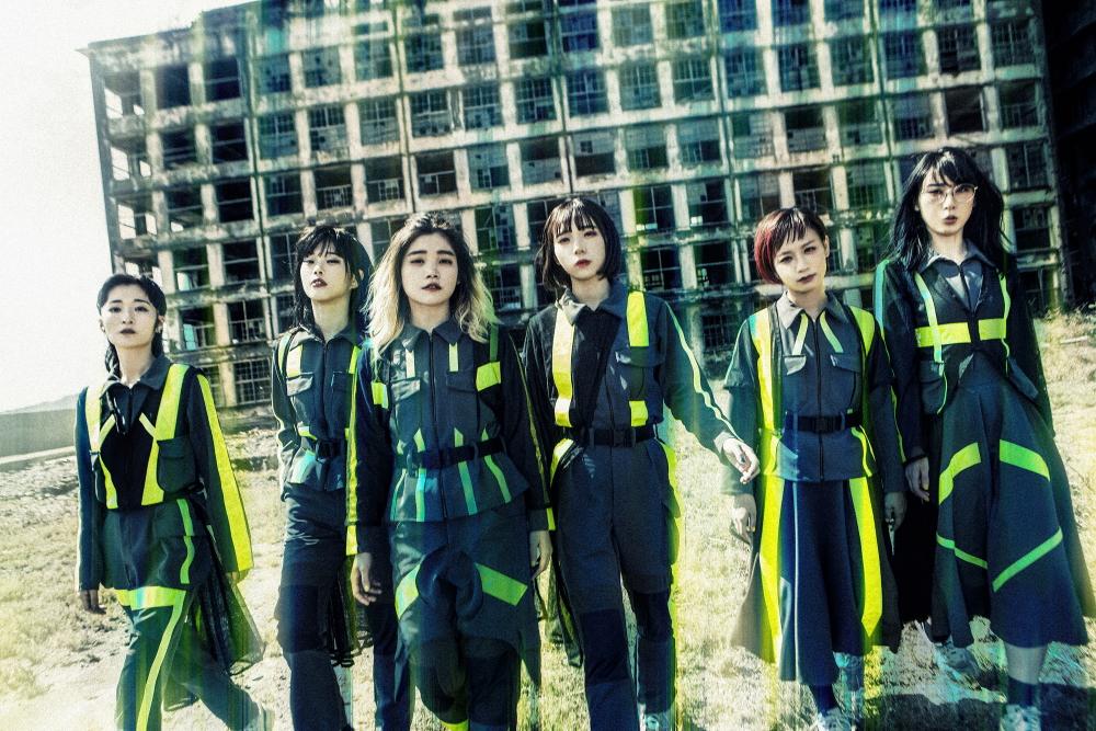 BiSH punk rock giapponese