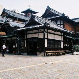 Stazione termale amata da Soseki
