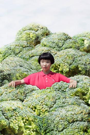 Izumi Miyazaki, autoritratto