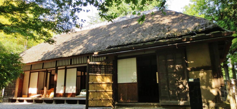 La residenza di Tayama Katai