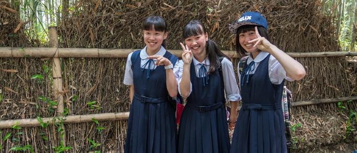 Uniformi scolastiche giapponesi femminili