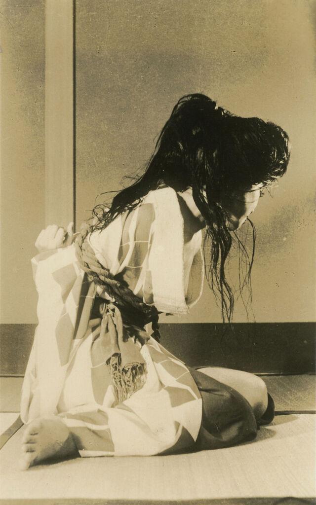 Shibari giapponese o kinbaku