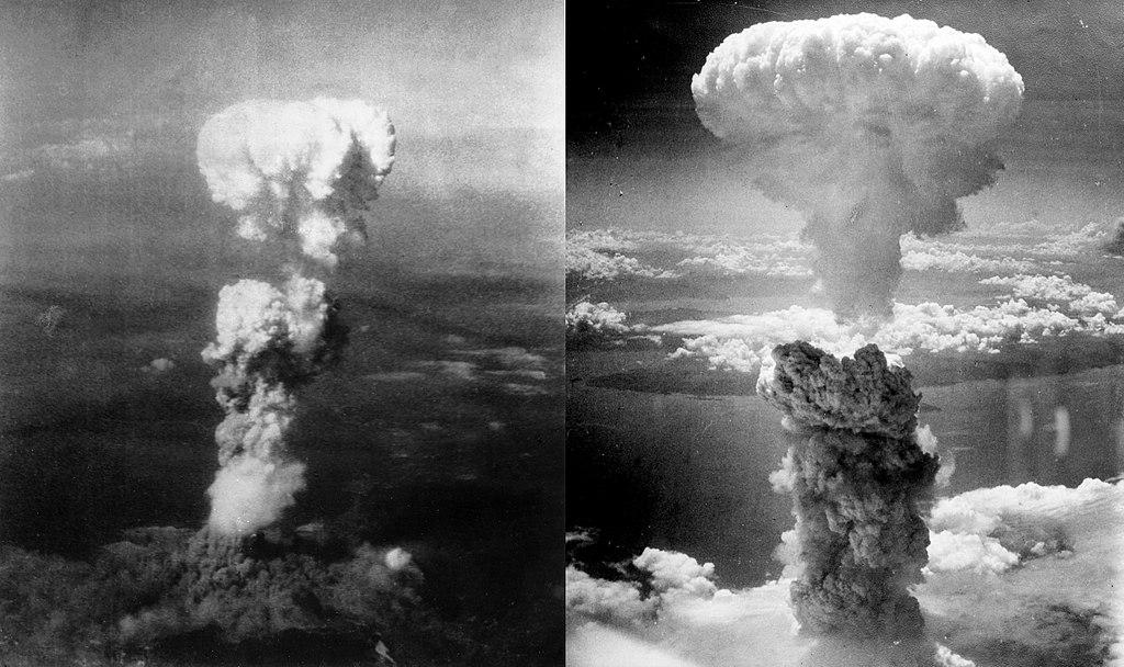 Le bombe atomiche di Hiroshima e Nagasaki