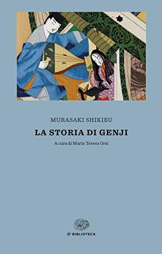 romanzi giapponesi consigliati: la storia di Genji