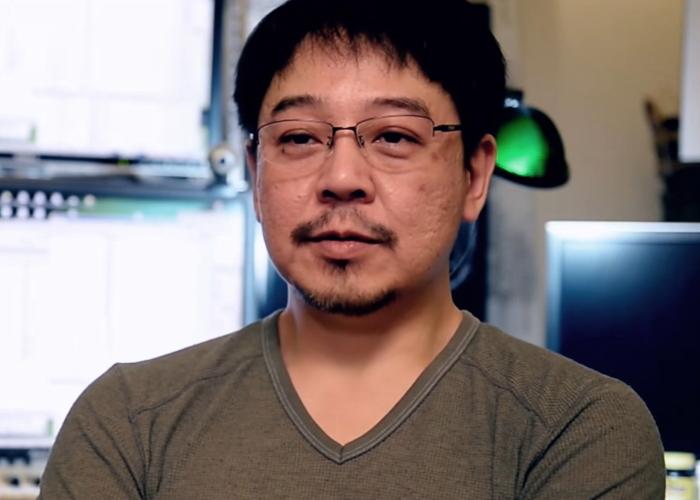 Hitoshi Sakimoto compositore giapponese