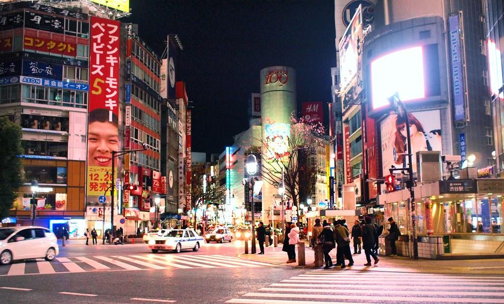 """""""Shibuya"""" by jonolist is licensed under CC BY-SA 2.0"""