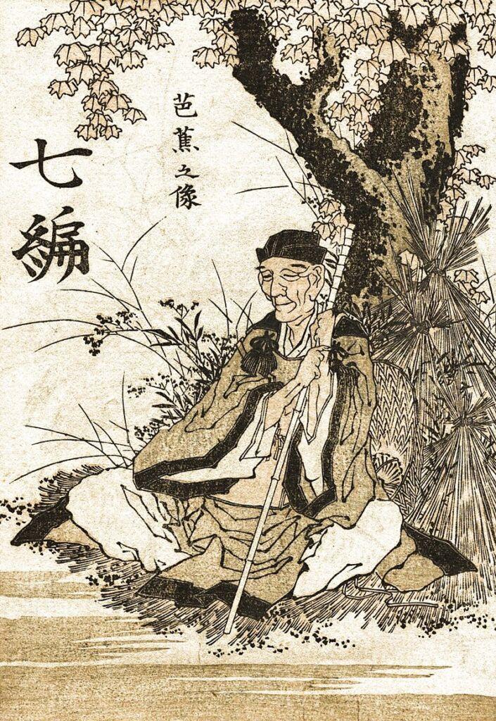 Matsuo Basho poeta giapponese