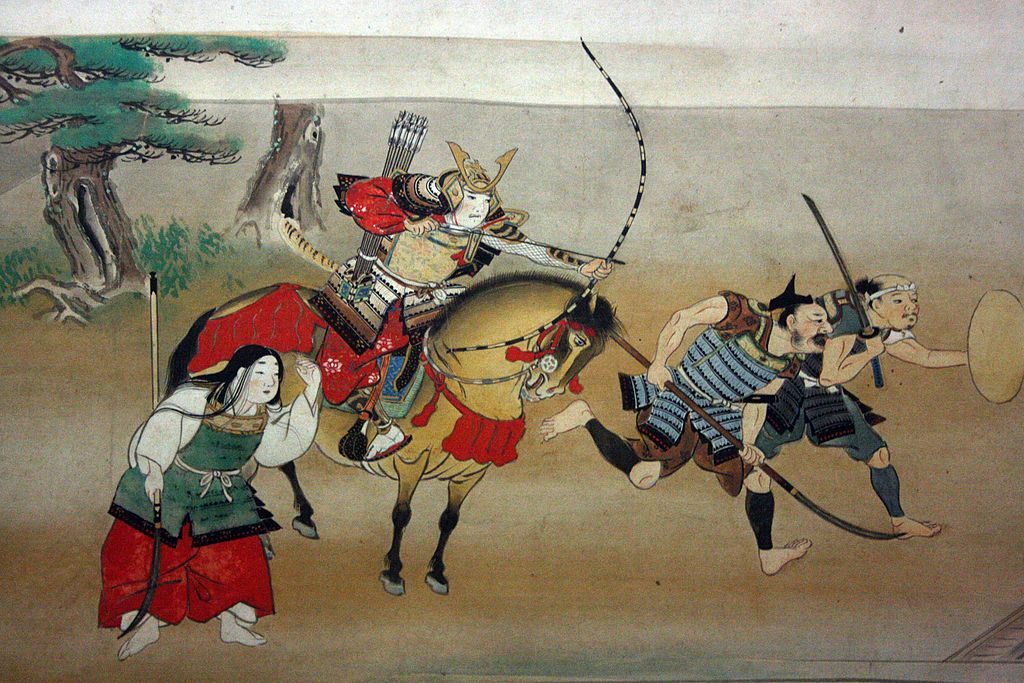 Samurai nella società di periodo Edo
