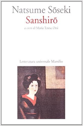 Romanzi giapponesi moderni: Sanshiro