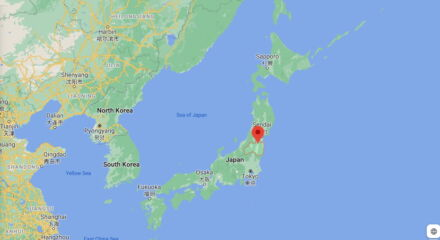 Terremoto prefettura di Fukushima