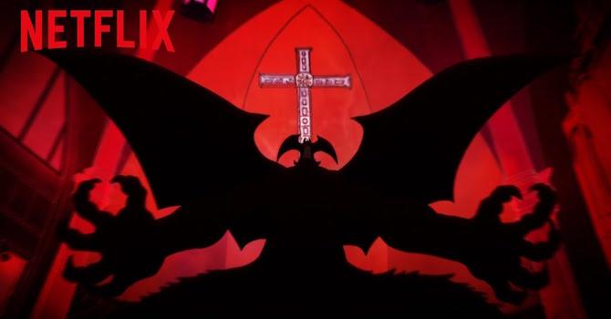 Devil Man Crybaby: la serie Netflix del 2018