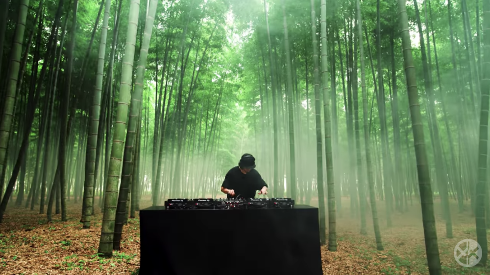 Yamato il DJ e producer Giapponese
