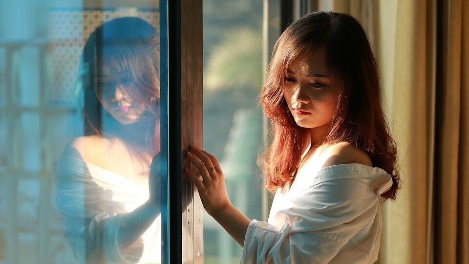 impurità della donna in Giappone