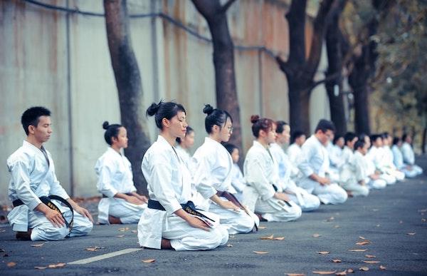 Karate: l'arte marziale giapponese molto nota anche in Italia