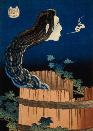 Hokusai: lo Hyaku monogatari - La casa dei piatti Katsushika Hokusai