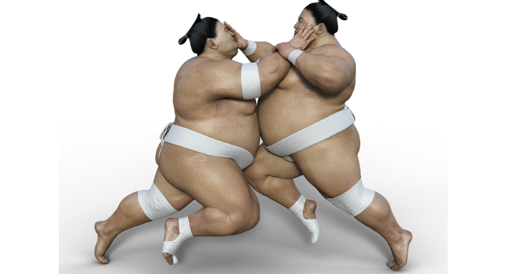 sumo: lotta e tradizione